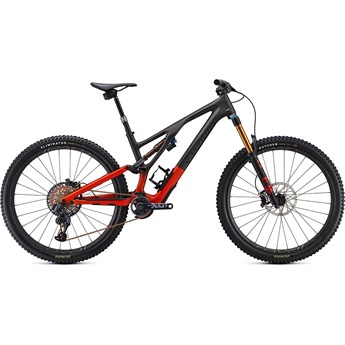 Specialized S-Works Stumpjumper Evo Satin Redwood/Black/Carbon 2021