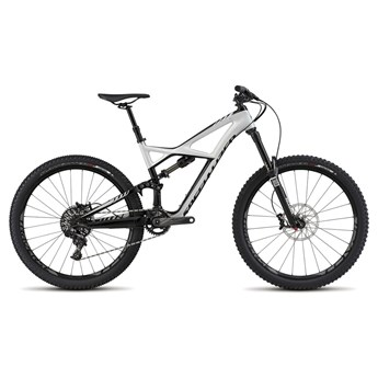 Specialized Enduro FSR Expert Carbon 650B Dirty White/Black