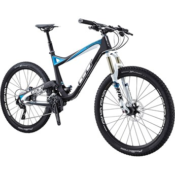 GT Sensor Carbon Pro Raw/White/Blue