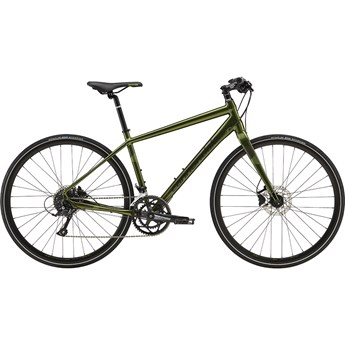 Cannondale Quick Disc 3 Grön 2019
