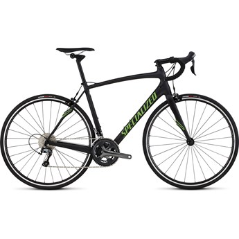 Specialized Roubaix SL4 Satin Carbon/Moto Green/Clean