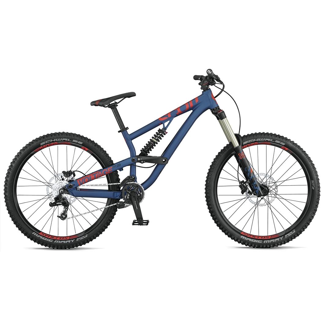 scott cykel storleksguide