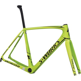 Specialized S-Works Tarmac Rampaket (Frameset) Monster Green/Team Yellow/Tarmac Black 2017