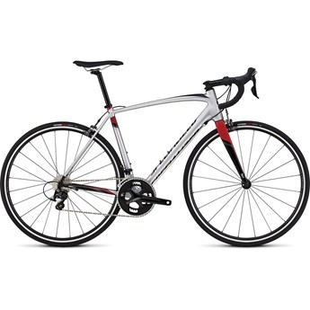 Specialized Allez Comp DSW SL Gloss Brushed/Tarmac Black/Red/Charcoal