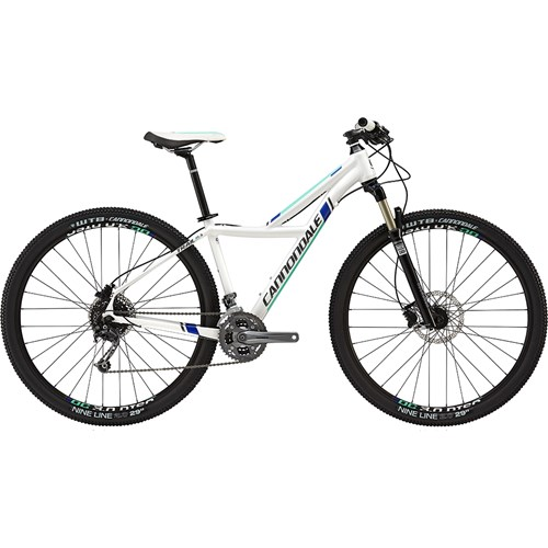Cannondale Trail SL 29 Damcykel Wht 2015