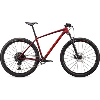 Specialized Chisel 29 Satin Crimson/Rocket Red
