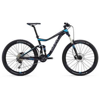 Giant Trance 27.5 3 Black/Blue 2016
