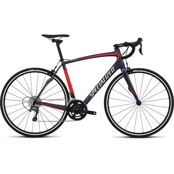 Specialized Roubaix SL4 Rim Satin Ink/Nordic Red/Silver 2017