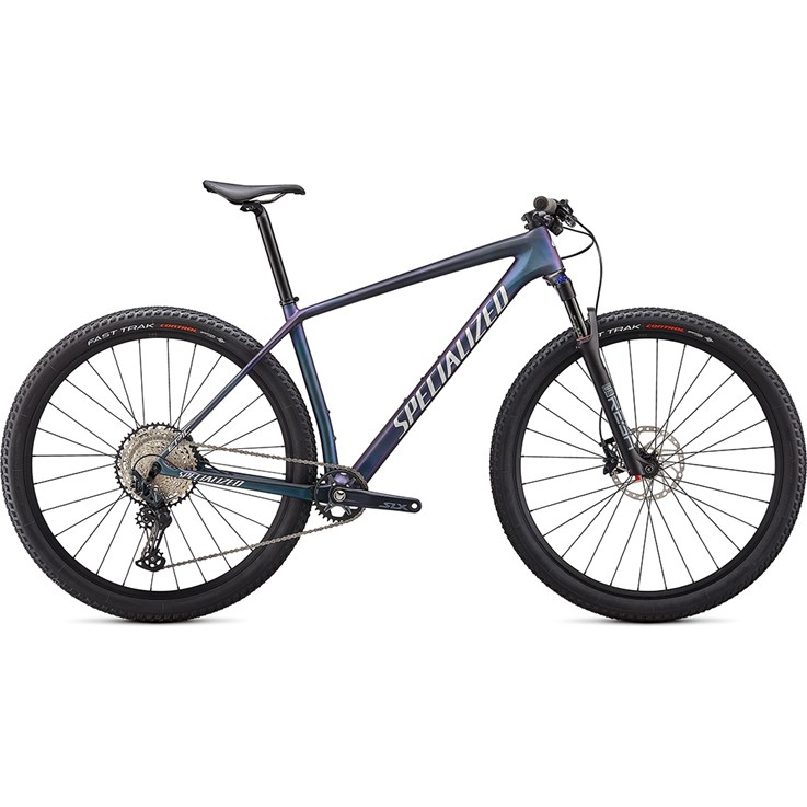 Specialized Epic HT Comp Satin Carbon/Oil Chameleon/Flake Silver 2021