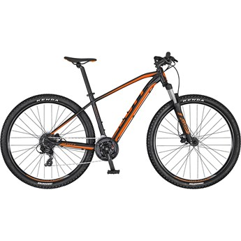 Scott Aspect 760 Black/Orange