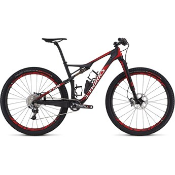 Specialized S-Works Epic 29 World Cup Satin Gloss Carbon/Flo Red/White