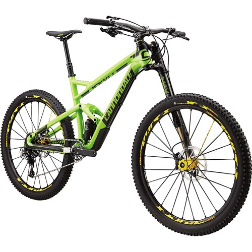 Cannondale Jekyll Carbon 1 Grn 2016