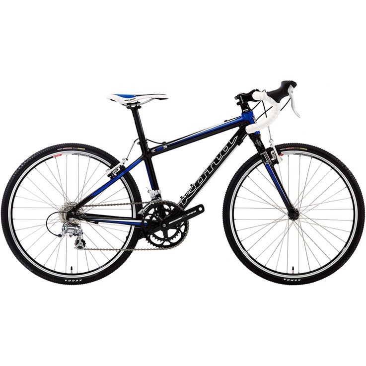 Kona Jake 24 Blue/Black