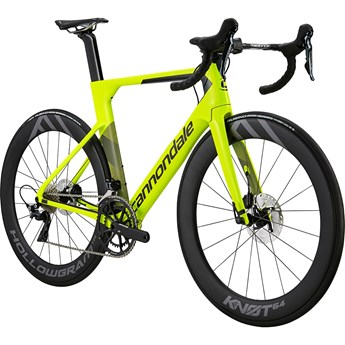 Cannondale SystemSix Carbon Dura-Ace Gul 2019