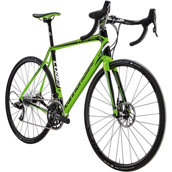 Cannondale Synapse Hi-Mod Red Disc Grn
