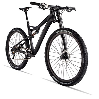 Cannondale Scalpel 29 Carbon Black Inc BLE