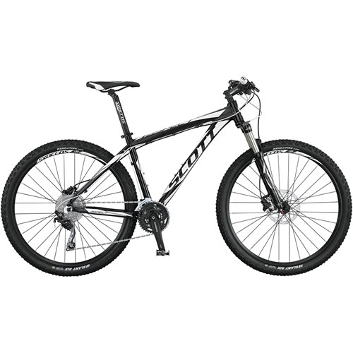 Scott Aspect 720 Black White/White 2015