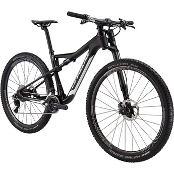 Cannondale Scalpel-Si Black Inc Jet Black with Chrome and Cashmere, Satin and Gloss