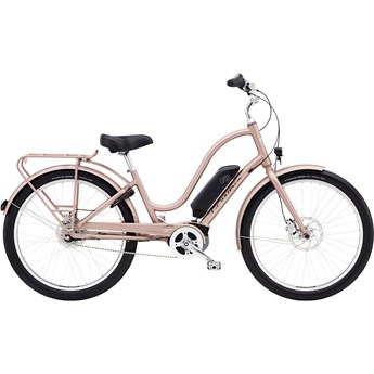 Electra Townie Go! 8i Step-Thru Rose Gold 2020