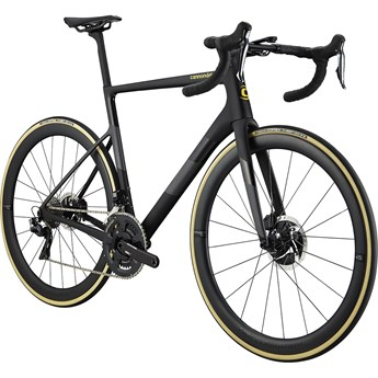 Cannondale SuperSix EVO Hi-Mod Disc Dura Ace Di2 Black 2020