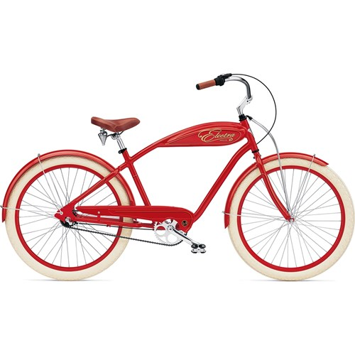 Electra Indy 3i Red Herrcykel 2016