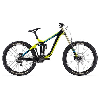 Giant Glory Advanced 27.5 1 Comp/Yellow 2016