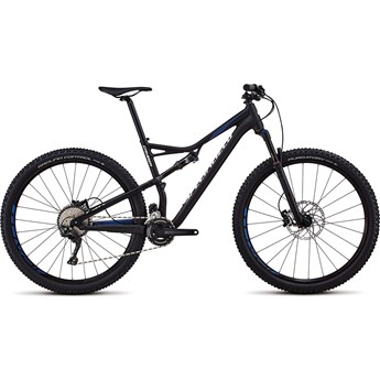 Specialized Camber FSR Men Comp 29 2-X Satin Black/Chameleon/White