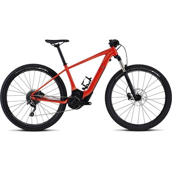 Specialized Levo Hardtail 29 CE Gloss Nordic Red/Baby Blue
