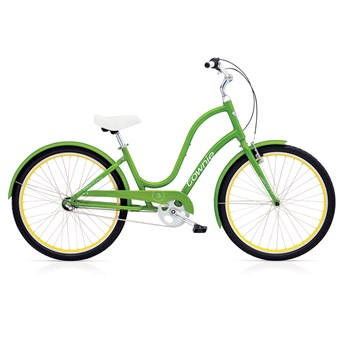 Electra Townie Original 3i Leaf Green Ladies