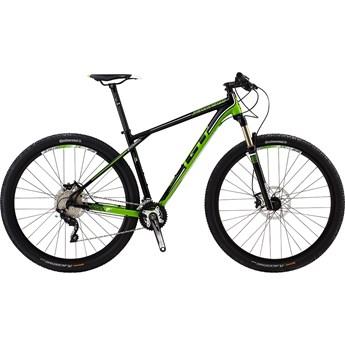 GT Zaskar 9R Elite Svart/Grön