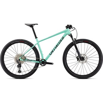 Specialized Chisel Gloss Oasis/Forest Green 2021
