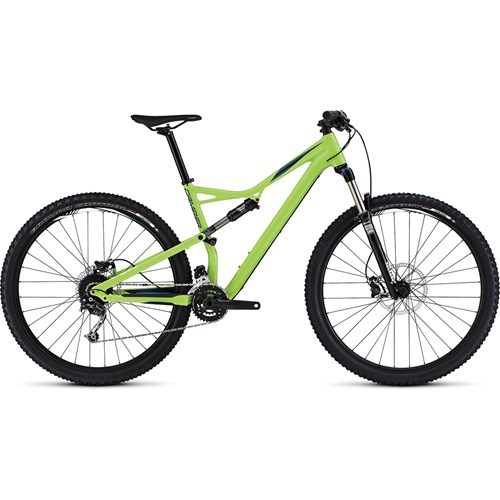 Specialized Camber FSR 29 Gloss Monster Green/Navy Blue/White 2016