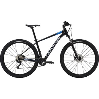 Cannondale Trail 7 Svart 2019