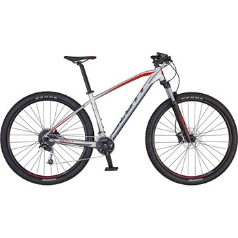 Scott Aspect 930 Silver/Red 2020