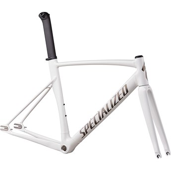 Specialized Allez Sprint Track Frameset Gloss Prismatic White/Blaak Rainbow/Clean