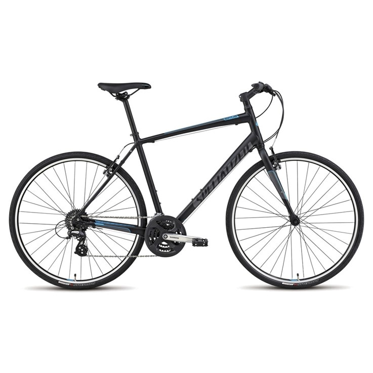 Specialized Sirrus Black/Charcoal/Cyan