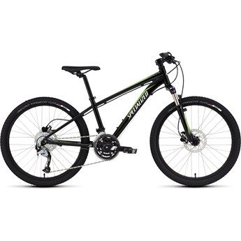 Specialized Hotrock 24 XC Disc Black/Green/White
