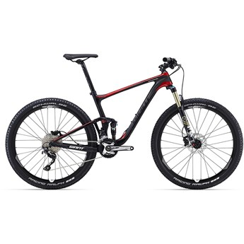 Giant Anthem Advanced 27.5 2 Comp/Red 2016