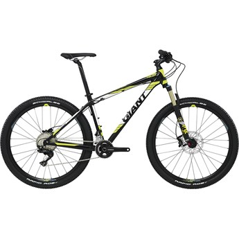 Giant Talon 27.5 RC LTD Black/Lime 2016