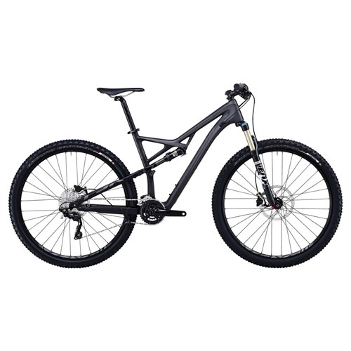 Specialized Camber FSR Comp Carbon 29 Materialfärg