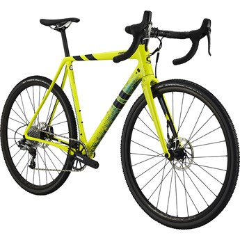 Cannondale SuperX Force 1 Nuclear Yellow 2020