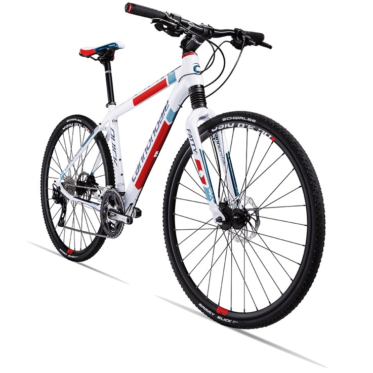 Cannondale Quick CX 2 WHT