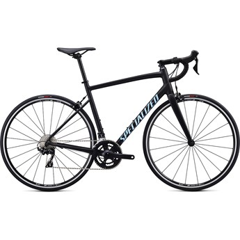 Specialized Allez E5 Elite Satin Black/Blue Reflective/Clean