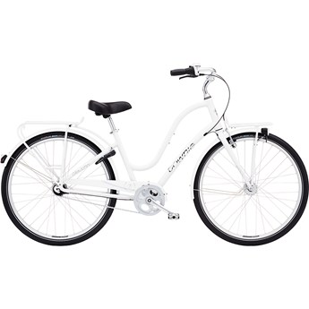 Electra Townie Commute 7i EQ Step-Thru White 2020