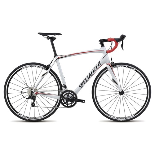 Specialized Roubaix SL4 White/Black/Red 2015