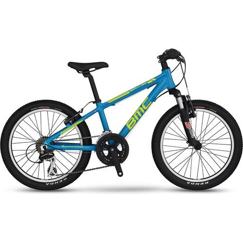 BMC Sportelite 20 Acera Blå och Grön 2016
