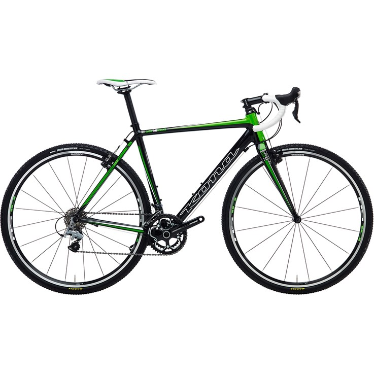 Kona Jake the Snake Green/Black