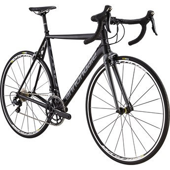 Cannondale CAAD12 Ultegra Black Anodized with Charcoal Grey, Matte