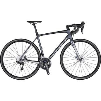 Scott Addict 10 Disc Grey
