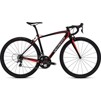 Specialized Amira SL4 Pro Race Gloss Tarmac Black/Rocket Red/Silver